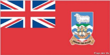 Falkland Islands Civil Ensign
